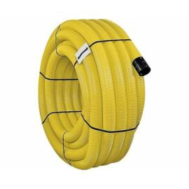Dréncső nem perforált PVC NA  100