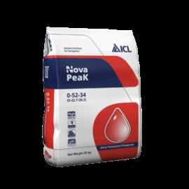 Nova Peak MKP monokáli-foszfát 25 kg