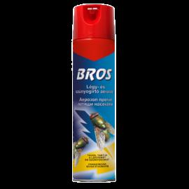 Bros Légy és Szúnyogirtó aerosol 400 ml ( spray )