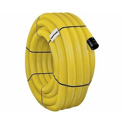 Dréncső perforált PVC NA  50