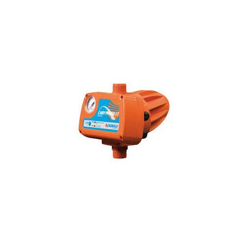 Pedrollo áramlásvezérlő TA EASY PRESS II 1,5 bár + nyomásmérő óra