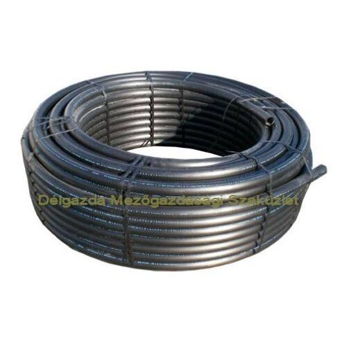 """KPE cső 63x3,8mm SDR17  P8 /d63 /2"""" (vízcső)"""