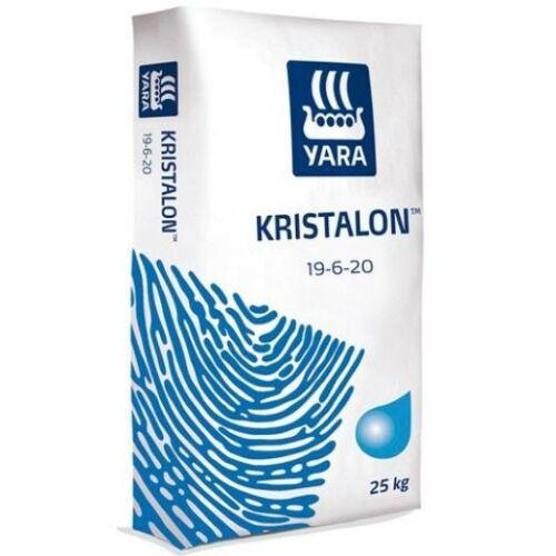 KRISTALON Műtrágya 19:6:20 kék (Yara) 25 kg