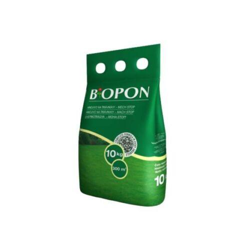 Bros-biopon növénytáp.Gyep. Elgazosodott gran.3kg