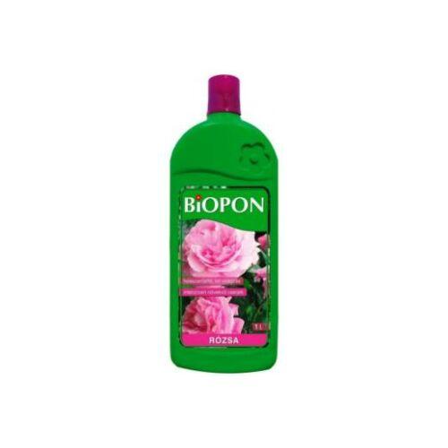 Bros-biopon tápoldat rózsa 1l