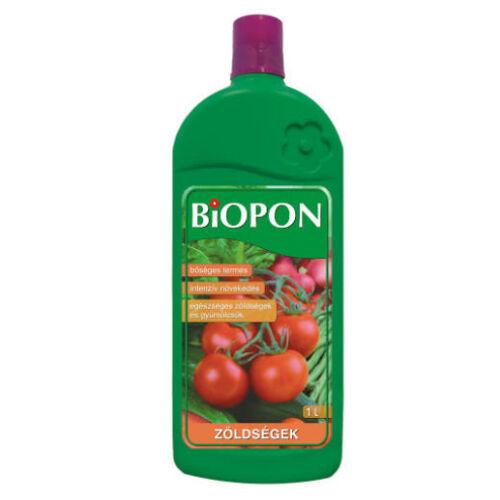 Bros-biopon tápoldat zöldségfélék 1l