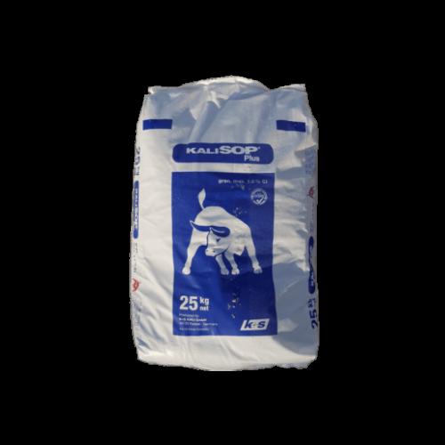 Kálium-szulfát 50%+18S gran 25 kg