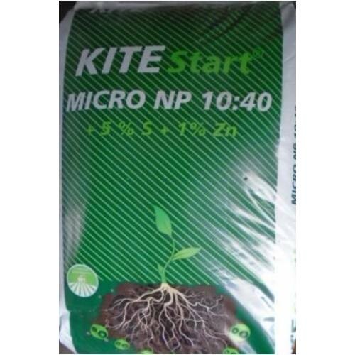 Kite Start micro NP 10:40+5%S+1%Zn 25kg