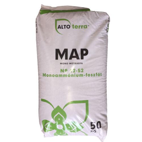 Monoammonium-foszfát gran. MAP 12:52:0  50kg