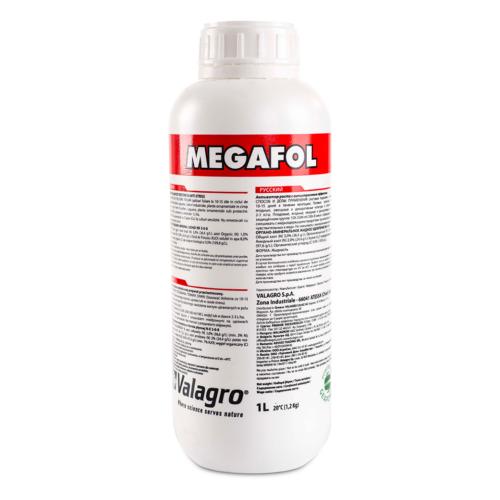 MEGAFOL Növekedésfokozó lombtrágya 1l