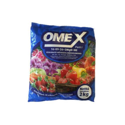 Omex Ferti I. (16-09-26) 2kg