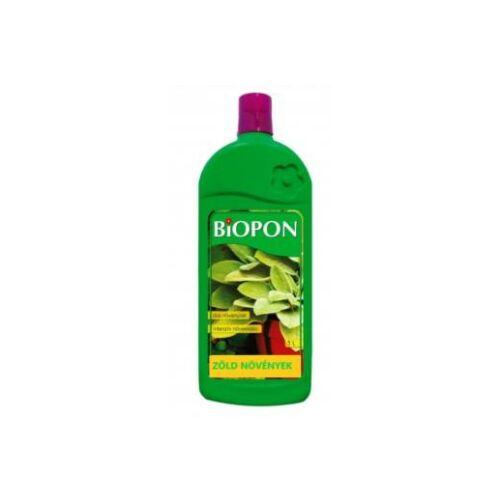 Bros-biopon tápoldat zöld növény 1l