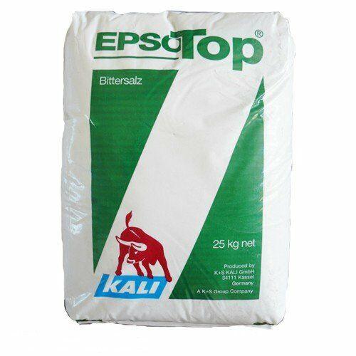 Keserűsó Epso Top (magnézium szulfát) 25 kg