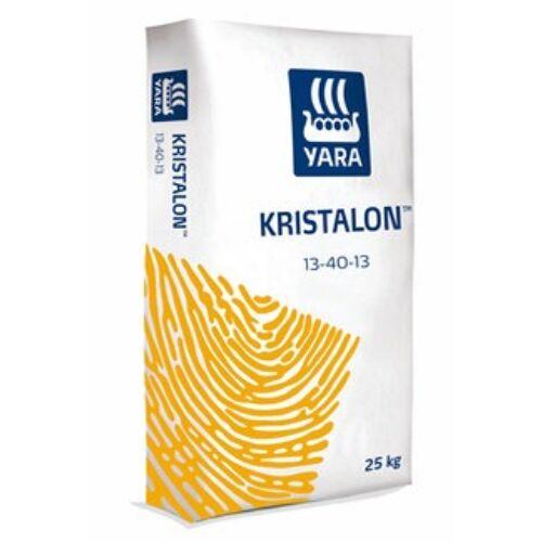 KRISTALON Műtrágya 13:40:13 sárga (Yara) 25kg