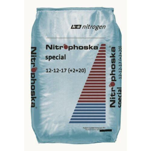 Nitrophoska Speciál NPK (12:12:17+2MgO+8S+B+Zn) 25kg