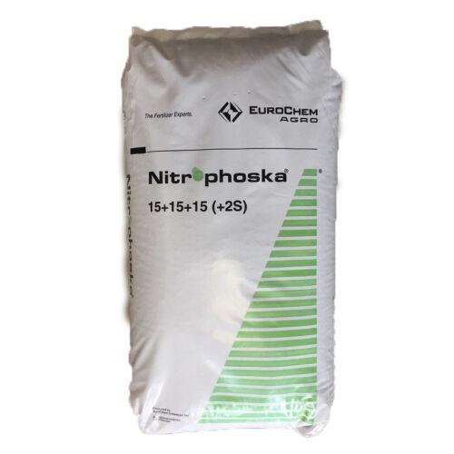 Nitrophoska NPK 15:15:15 + 2S   50 kg