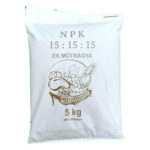 NPK 15-15-15 komplex 5kg