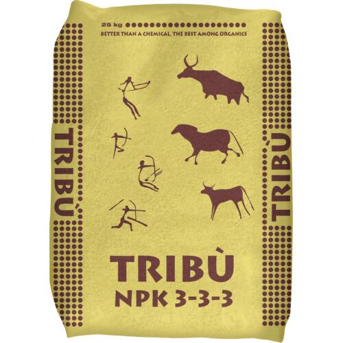 Tribú NPK szervestrágya 25 kg