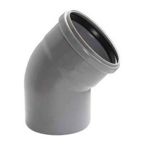 PVC 50/45°