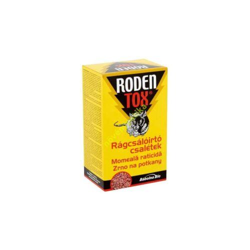 Rodentox rágcsálóirtó csalétek 150g