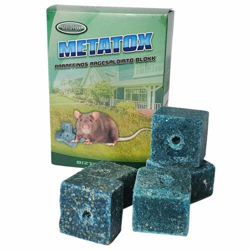 Metatox paraffin blokk 300gr
