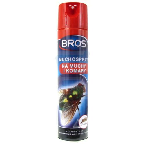 Bros Légy és szúnyogirtó aerosol 250 ml ( spray )