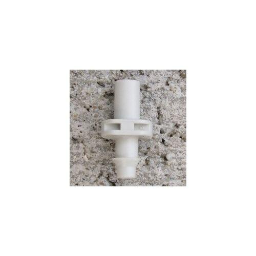 Csatlakozó dugó (férfi) 6 mm kúp x köröm (D6x7/4)